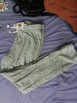 Jogger pants brand new from h&m colour grey soft excellent material