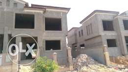Twinhouse for Sale Compound Lake View New Cairo Overlooking Lake View