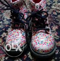Girl boots size 23 from NEXTبوط اطفال بناتى مقاس 23