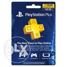 playstation plus 1 year asia