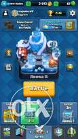 clash Royale and clash of clans icloud account