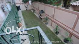 Furnished Ground Floor With Private Garden For Rent In Maadi Sarayat