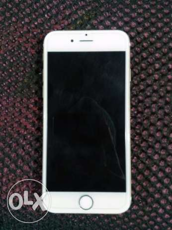 iphone 6 gold 16 g طوخ -  1