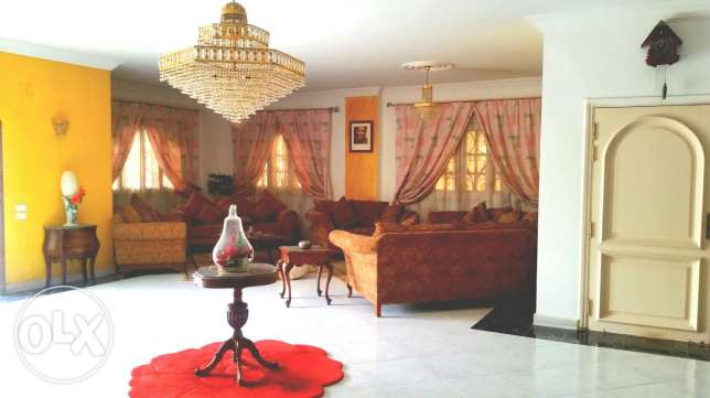 Luxurious villa in obour city quite close to the AIRPORT. شيراتون -  4
