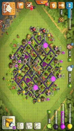 Email clash of clans max th8