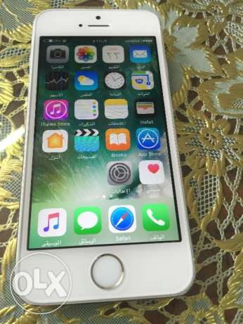 iphone 5s 16 selver