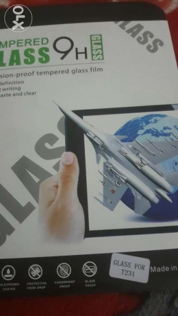 Glass screen protector for tab 3