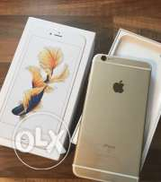 iPhone 6s plus 64 gold