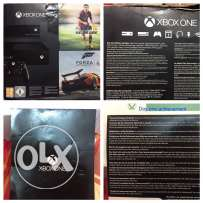 xbox one + kinect اكس بوكس وان