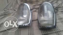 Mercedes Old-timer spareparts in very good condition w110/w111