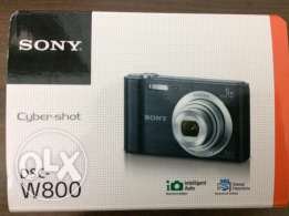 sony dsc - w800 (cyber shot) + (16gb memory stick - carrying bag)