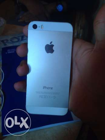 iPhone 5s for sell 6 أكتوبر -  2