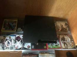 Ps3 and 13 cd