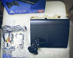 Playstation 3 500 Gb for sale