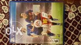 FIFA 16 for ps4 with only 250 L.E