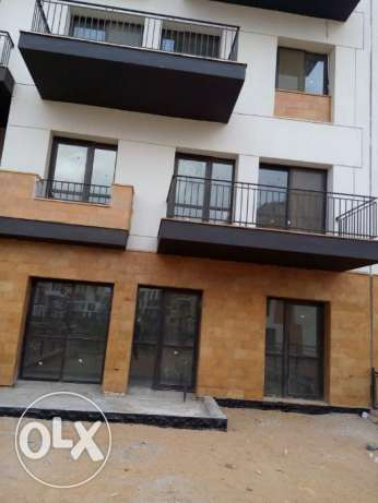 Apartment for sale in west town Sodic with installments 205 sqm