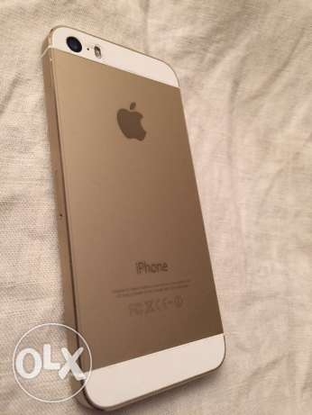 iPhone 5s used 16 giga gold 6 أكتوبر -  3