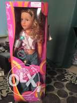 doll ,never been opened