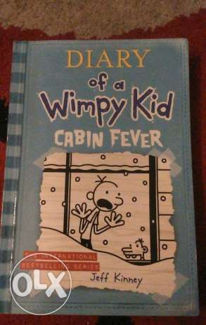 Wimpy kid pack 3 books البساتين -  2