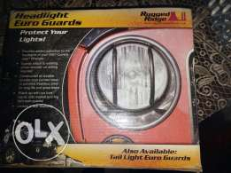 Headlight guard jeep wrangler