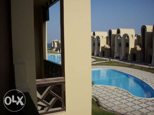 Sahl Hashish. Studio for rent in compound with own beach. 2500 LE الغردقة -  8