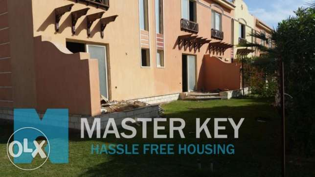 Great Townhouse 140 m in a private Compound in October city