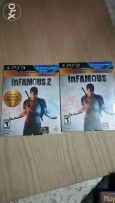 Infamous 1 and infamous 2