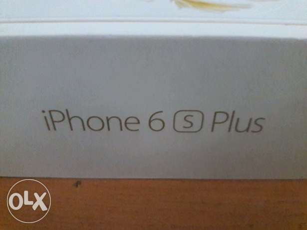 iphone 6s plus 16g Gold عين شمس -  6