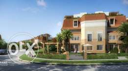s-vila in Sarai compound 0% down payment 7 years installment