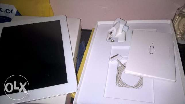 ipad3 wifi 3g for sale with box and all acc