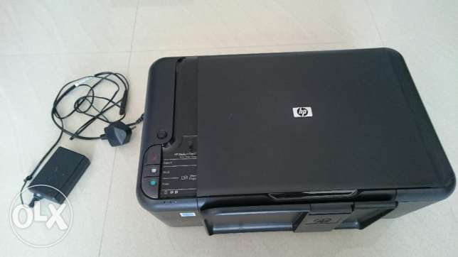 Hp all in one printer F2483