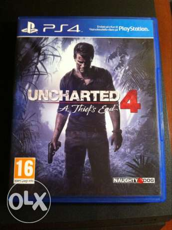 uncharted 4 (english edition) for sell كليوباترا -  1