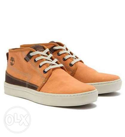 Original timberland Earthkeepers shoes, new with box. تيمبرلاند