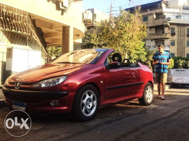 peugeot 206 cc serious buyers only