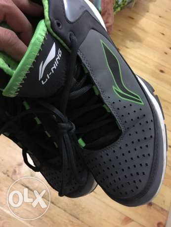 Li Ning Basketball Shoes 42 Euro Size المعادي -  4