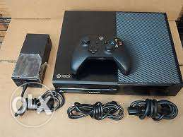 Xbox One Console + Controller + Games