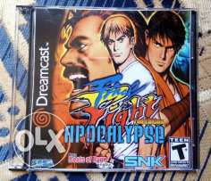 [Final Fight Apocalypse 2 nd Edition)_Collection For [Sega DreamCast)