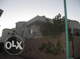 Villas for Sale Half villa in Mubarak 7 on 4th stage, with a swimming pool, 450 sqm
