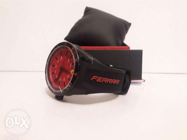 Ferrari Watch-Brand New orginal