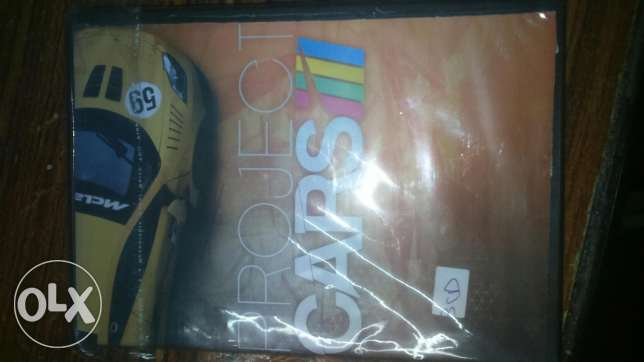 Project cars on cds