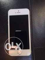 IPhone 5s 32GB as new أيفون 5 بحالة جيده 32 جيجا