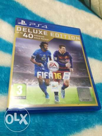 FIFA 16 , PS4 Game , for sale and trade