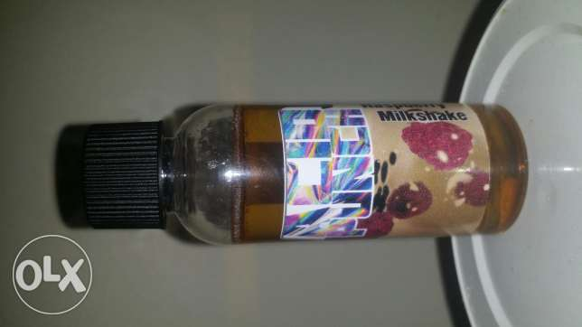 Acid Punch Premium E-liquid (Raspberry milkshake)