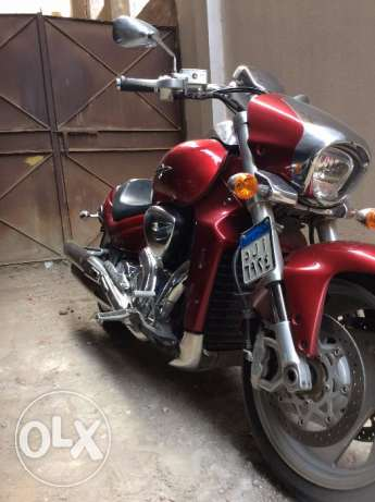 for sale suzuki boulevard m109r stock 2007 from usa never used in egy