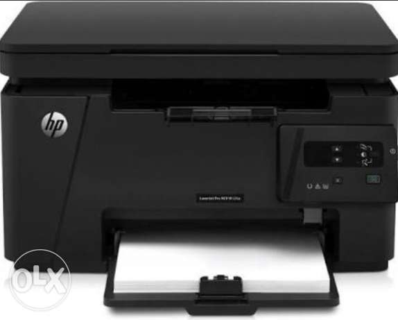 Printer HP m125a lazerjet شبرا -  2