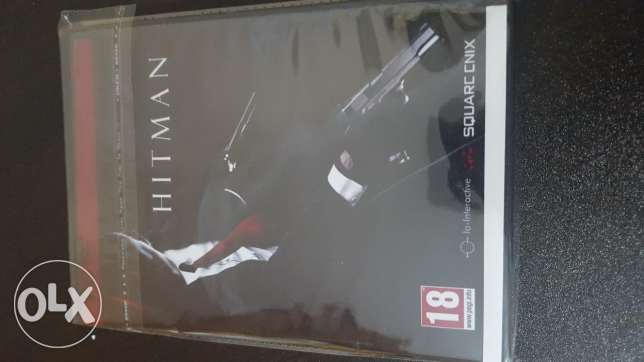 Hitman Asolution PC