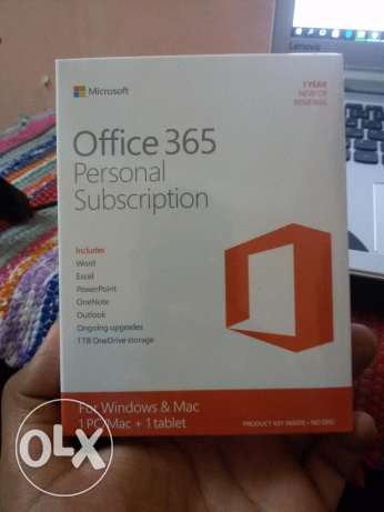 Office 365 Personal Subscription وسط القاهرة -  2