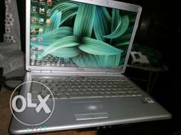 لابتوب ديل dell 1525 core2duo 2.1/2