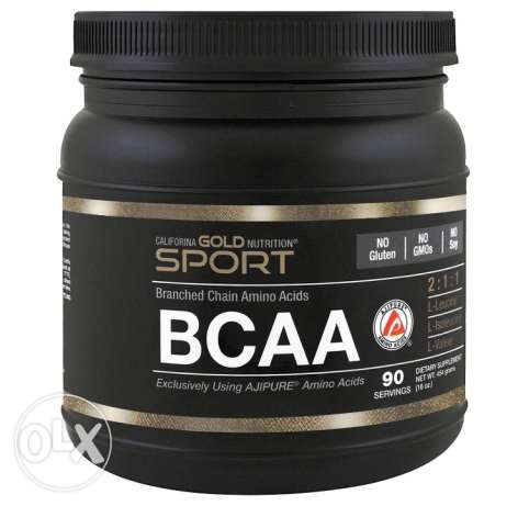 California gold sport BCAA