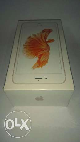 New | iPhone 6s Plus 64 GB Rosegold | From Dubai المنصورة -  2